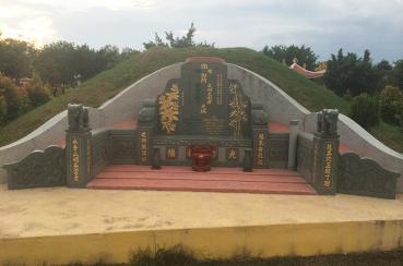 Mẫu mộ người Hoa 02